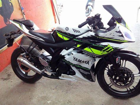 R 15 Modif by Ratusan Gambar Modifikasi Yamaha R15 Keren