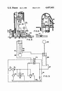 Patent Us4457401 - Above-the-floor Hydraulic Lift