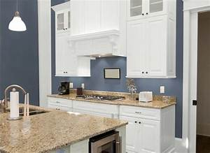 kitchen in blue grey slate i love the color our With kitchen cabinets lowes with yellow and gray nursery wall art