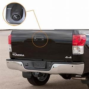 Toyota Tundra Reverse Camera System