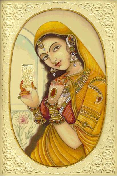 Asian Gods Divine Selfies Selfie Take Series