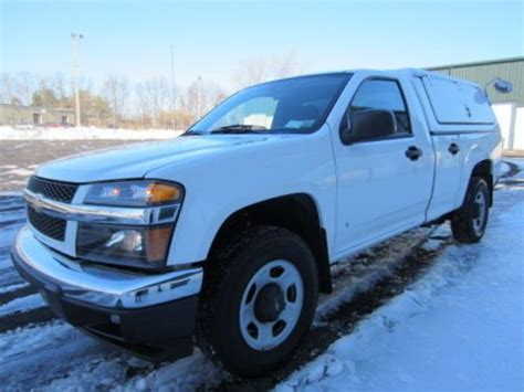 14372 chevy colorado bed buy used 2009 chevy colorado truck 3 7l auto 1