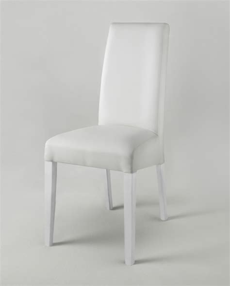 Chaise Bercante Blanc Et Grise by Chaise Pisa Laquee Bicolore Blanc Gris Blanc Pied Blanc