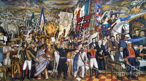 Mexico: 1810 Revolution Photograph by Granger