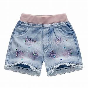 Kids baby clothing 2015 girl shorts children shorts clothing top quality jeans fashion girls ...
