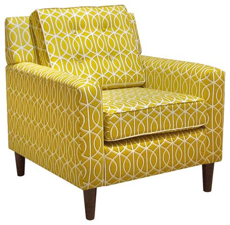 Mustard Yellow Accent Chair by Winston Accent Chair Mustard Midcentury Armchairs And