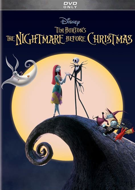 nightmare  christmas video disney wiki fandom