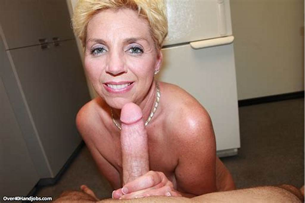 #Milf #Stroking #Hard #Her #Step #Son