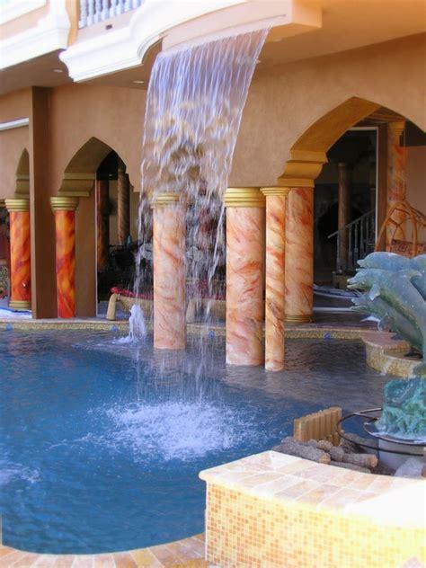 ground luxury swimming pool   tampa bay fl area