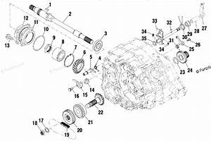 Polaris Atv 2002 Oem Parts Diagram For Clutch 2