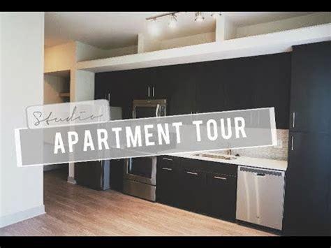 Moving Day  Studio Apartment Tour  Youtube
