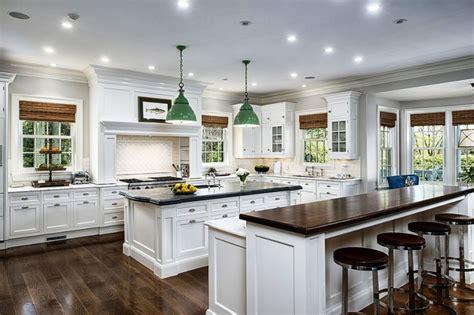 40 beautiful white luxury kitchen decor ideas