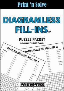 Diagramless Fill