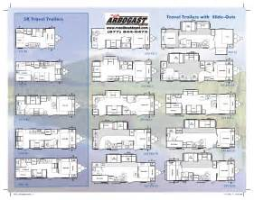 Zinger Travel Trailers Floor Plans