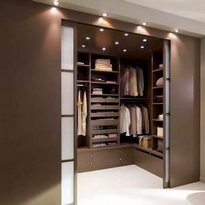 Chambre Dressing : dressing chambre armoire pour chambre tour de france ~ Voncanada.com Idées de Décoration