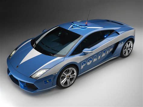 Lamborghini (italian Police)