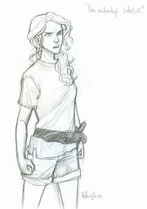 Annabeth Chase | by Burdge | Percy Jackson and the ...
