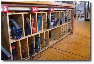 Tool Storage Ideas The Owner-Builder Network