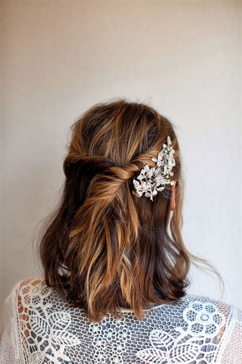 diy wedding hairstyles for medium hair best 25 medium length bridal hair ideas on medium length wedding hairstyles medium