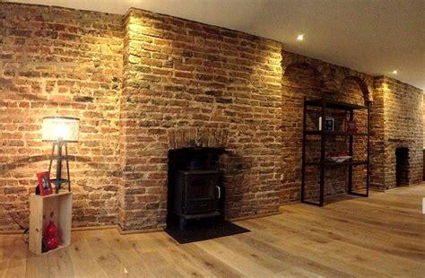 cuisine d autrefois murs de briques intérieurs coûts et conseils pour l