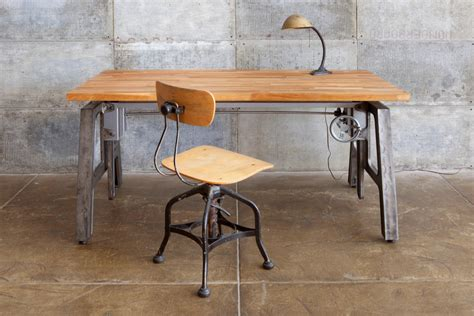 Industrial Office Desk Home Office Industrial With