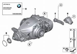 Bmw X1 Hypoid Axle Oil G1  3 X 0  5l  Rex  Drive  Output