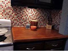 Travertine Tile For Backsplash In Kitchen  Great Home Decor  Rustic Travert