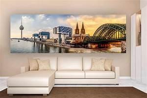 Fotos Auf Leinwand : k ln bilder auf leinwand haus ideen ~ Eleganceandgraceweddings.com Haus und Dekorationen