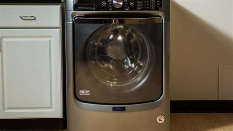 A Maytag Washing Machine That Kinda Doubles As A Dryer Cnet
