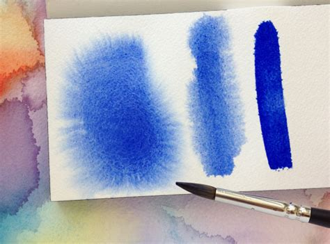 Nass In Nass Technik by 5 Tips And Tricks For In Watercolor Painting
