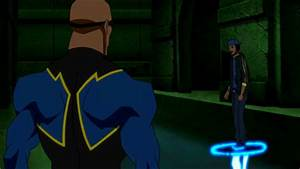 Image - Black Lightning and Virgil.png - Young Justice ...