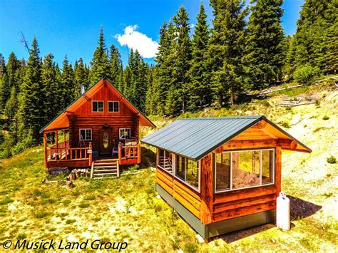 cabin and land for recreational cabin with acreage in dixie idaho log homes