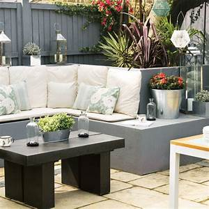 Outdoor seating ideas for Garden seating area ideas