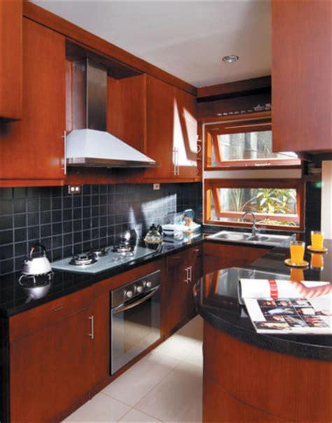 rumah   bentuk dapur