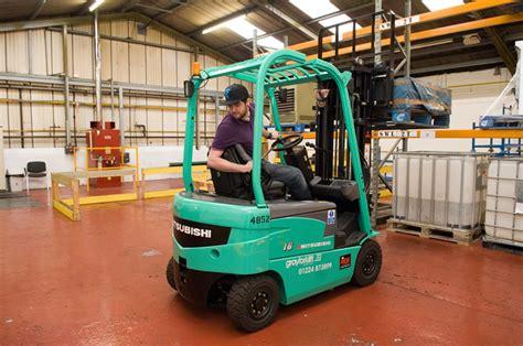 Evolve Training  Forklift Truck Operator Refresher
