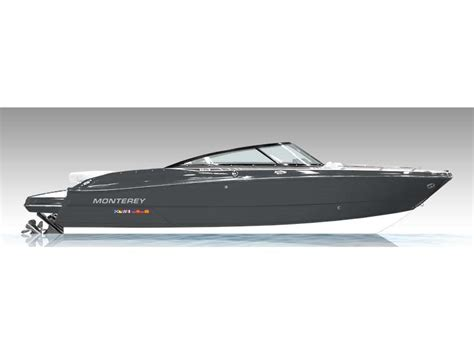 Used Monterey Boats For Sale In Wisconsin by Monterey New And Used Boats For Sale In Wi