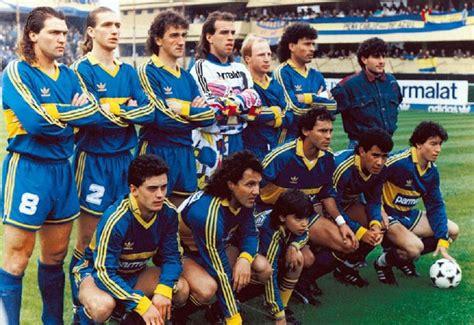 Barcelona Boca Juniors
