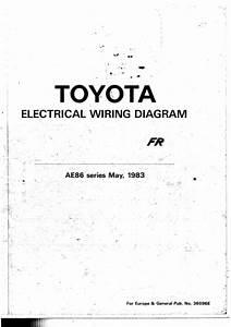 Toyota Corolla Ee90 Manual