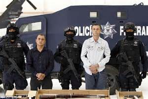 Mexican cannibal cartel forced new recruits to EAT HEARTS ...