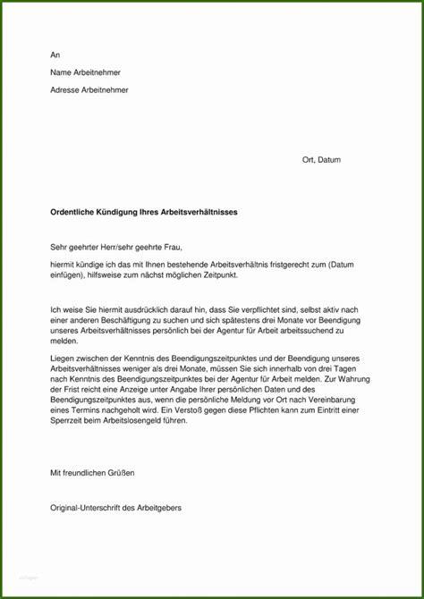 Schreiben sie uns nochmal mit den ergebnissen. 009 Kündigung Schreiben Vorlage Arbeit Vorlage Kündigung Arbeitsvertrag Freundlich | Vorlage ...