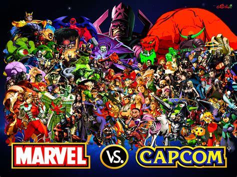 6 Marvel Vs Capcom Hd Wallpapers Background Images