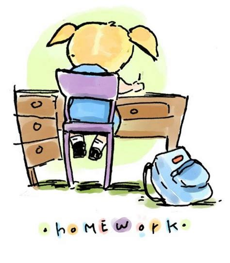 Do Home Work by Help In Homework Cliparts Co