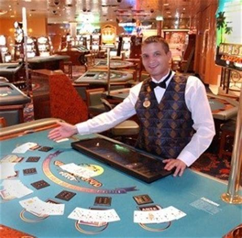 Casino Cruise Hiring by The Of A Cruise Casino Dealer