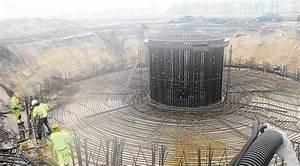 Kubikmeter Berechnen Beton : ewe windpark in kirchhatten hier werden 90 tonnen stahl verbaut ~ Themetempest.com Abrechnung