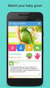 Amazon Com  Ovia Pregnancy Guide  Appstore For Android