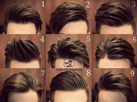 70 Best Hair Chart Men Images On Pinterest