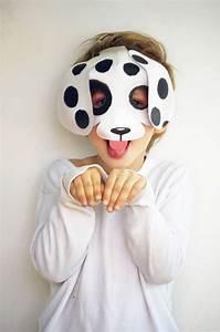 25+ best ideas about Dog mask on Pinterest | Animal masks ...