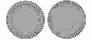 beautiful challenge coin design template ornament With military coin design template
