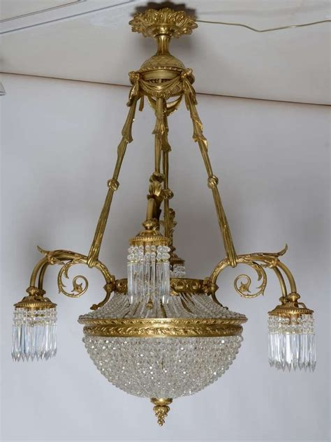 12 ideas of antique chandeliers