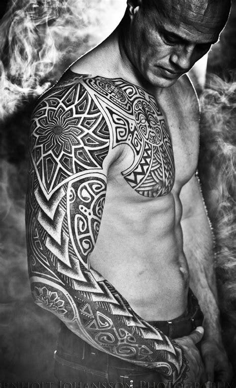 Tattoo Sleeve Ideas For Men & Women   InkDoneRight